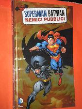 SUPERMAN BATMAN -MONDADORI- N°1- nemici pubblici -SIGILLATO -EDIZIONI-LION