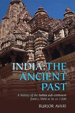 India: The Ancient Past: A History of the Indian Sub-Continent from c. 7000 BC..