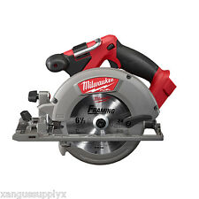"Milwaukee 2730-20 M18 FUEL 18 Volt Cordless 6 1/2"" Circular Saw Bare Tool Only"