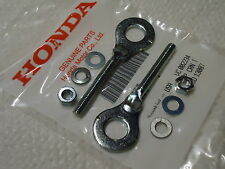 HONDA CHAIN ADJUSTERS SET CB100 CL100 CL100S SL100 XL100 XL100S GENUINE