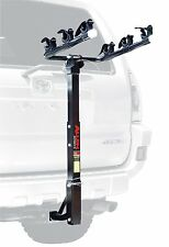 Allen Sports Deluxe 3 Bike Hitch Mount Bicycle Rack, Cycling Trailer Truck 532RR