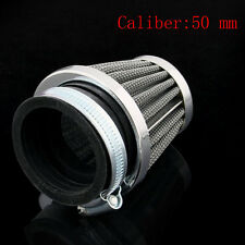 50mm Car Motor Cold Air Intake Filter Turbo Vent Crankcase Breather Sales