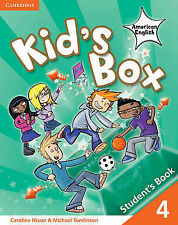 Kid's Box American English Level 4 Student's Book by Michael Tomlinson,...
