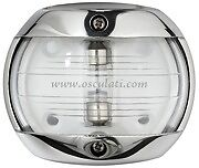 LED Navigation Light Stainless Steel WHITE Stern Boat Yacht Sailing NAVSSWL