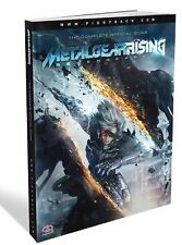Metal Gear Rising: Revengeance Piggyback Official Strategy Guide - NEW!!