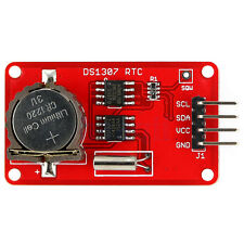 High Accuracy 4.5-5.5VDC DS1307 AT24C02 I2C RTC Real Time Module For Arduino MA