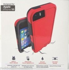 iPhone 5 5S Zagg Arsenal Case InvisibleShield Extreme Screen Protector Pink