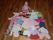 "DOLL CLOTHES Clothing  Good Fit for American Girl BITTY BABY UNBRANDED 16"" doll"