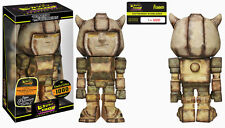 Hikari Transformers Distressed Bumblebee Limited Edition Vinyl Figure 1 of 1000