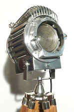 VINTAGE 1930'S CHICAGO FILM SPOT LIGHT INDUSTRIAL LAMP ART DECO THEATRE AMERICAN