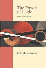 The Power of Logic by C. Stephen Layman (2001, Hardcover)