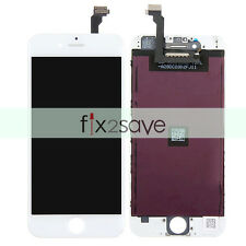 "LCD Display Touch Screen Digitizer Assembly Replacement For iPhone 6 4.7"" White"