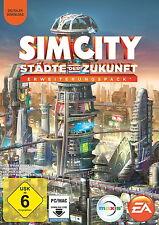 SimCity: Städte der Zukunft (Add-On) (Download-Code) - PC - deutsch - Neu / OVP