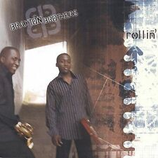 Rollin' by The Braxton Brothers (CD, Feb-2004, Peak Records) Free Ship #GA26