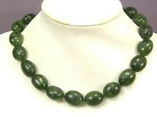 Necklace Canada Jade 20mm Nuggets 925