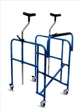 Rollator Deambulatore Ascellare pieghevole - Girello per anziani e disabili