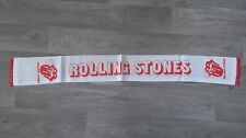 The Rolling Stones RARE Vintage music scarf sjaal