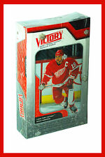 2001-02 Upper Deck Victory Hockey Factory Sealed Hobby Box.