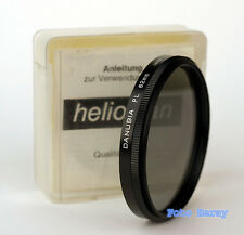 Danubia PL POL Filter 62 mm Pol Linear Filter 01267