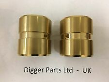 JCB PARTS 3CX -- BOOM & KINGPOST PAIR OF BUSHES  808/00229