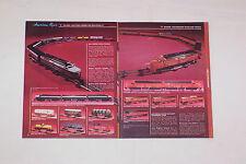 American Flyer S Gauge LATE PRODUCTION 1981 Lionel Train CATALOG AF Postwar Sets