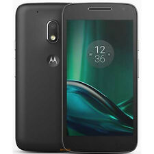 Tempered Glass Screen Protector Guard 2.5D Curve Anti Exp. Motorola Moto G4 Play