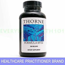 Thorne Research - Formula SF722 250 Capsules Healthcare Practitioner Brand