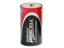 CASE 24 NEW DURACELL PROCELL SIZE D Alkaline Batteries