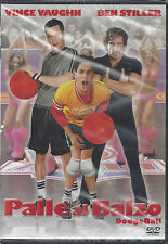 Dvd Video **PALLE AL BALZO ~ DODGEBALL** con Ben Stiller Vince Vaughn Nuovo 2000