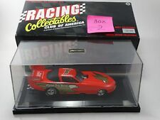 Action Winston Drag Racing NHRA Funny Car 1/7500 1:24 Scale Diecast Model w/Case