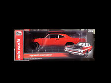 1969 Plymouth Runner RED 1046 1:18