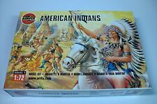 Airfix American Indians 1/72