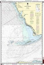 NOAA Chart Havana to Tampa Bay (Oil and Gas Leasing Areas) 30th Edition