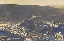 C3 - AK Schwarzburg vom Trippstein
