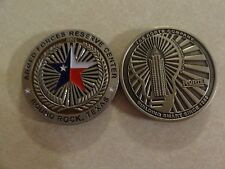 CHALLENGE COIN KORTE COMPANY ARMED FORCES RESERVE CENTER ROUND ROCK TEXAS