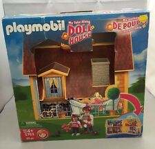 Playmobil 5763 Take Along Doll House- Furnished/Boxed