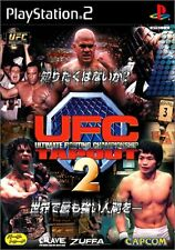 Used PS2 UFC 2 TAP OUT  Japan Import (Free Shipping)