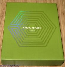 EXO NATURE REPUBLIC EXO-M CLEANSING SOAP + 6 POSTCARD POST CARD SET NEW