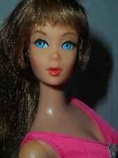 Vintage Barbie * TALKING BARBIE HEAD ON TNT BODY in BEST BUY #9157 + POWDER PUFF