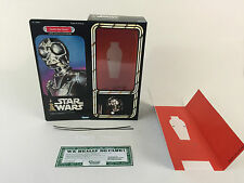 "custom Vintage Star wars 12"" death star droid and mouse droid box + inserts"