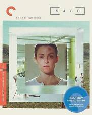 Safe (Blu-ray Disc, 2014, Criterion Collection)