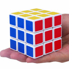Hot Magic ABS Ultra-smooth Professional White Speed Cube Rubik's Puzzle Twist