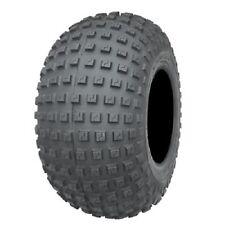 (Pair) 2 Duro Knobby ATV Tires 22x11x8 22x11-8 Old School 80's Style 3wheeler