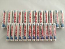 24 Pack Tenergy Premium NiMH Rechargeable Batteries 12  AA  and 12 AAA
