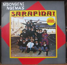 MBONGENI NGEMA'S SARAFINA ! FRENCH LP CELLULOID