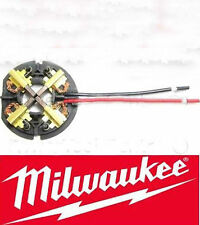 MILWAUKEE CARBON BRUSHES HD18PP2A COMBI SET C18ID IMPACT DRIVER MW1