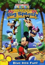 Mickey Mouse Clubhouse: Mickey's Big Splash DVD Region 1