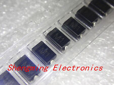 100pcs M1 SMA 1N4001 IN4001 SMD DO-214AC Rectifier Diode