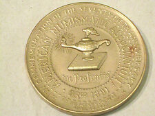 American Numismatic Assiciation Diamond Anniversary Commemorative Medal, 1966