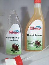 Pastaclean Pinienöl Reiniger Gel Konzentrat 750 ml + Mischflasche